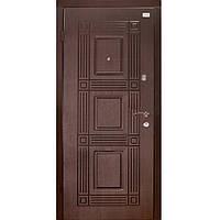 Дверь входная А-9 Ameli 860Л Венге 860х2050 мм левые