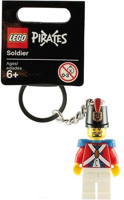 Lego Pirates Брелок Солдат 852749
