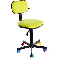 Кресло детское Новый Стиль Bambo GTS CH AB-29 салатовое