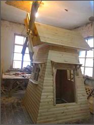 Детский домик - Мельница