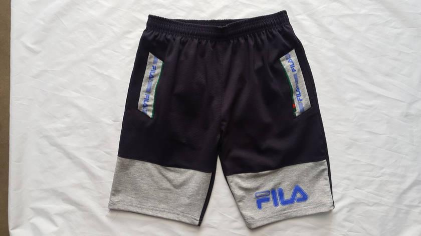Шорты для мальчика FILA 10-15 лет, фото 2
