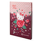 Детский Школьный Дневник Kite Hello Kitty, Твердая Обложка (HK19-262-1), фото 2