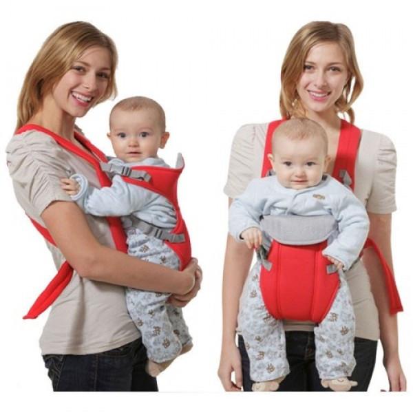 Слинг - рюкзак  для ребенка Babby Carriers, сумка — кенгуру для переноски ребенка