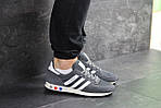 Мужские кроссовки Adidas La Trainer (серые), фото 4