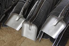 Лопаты металлические (совковые, штыковые)