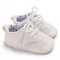 Туфли-пинетки для малышей 12 см.