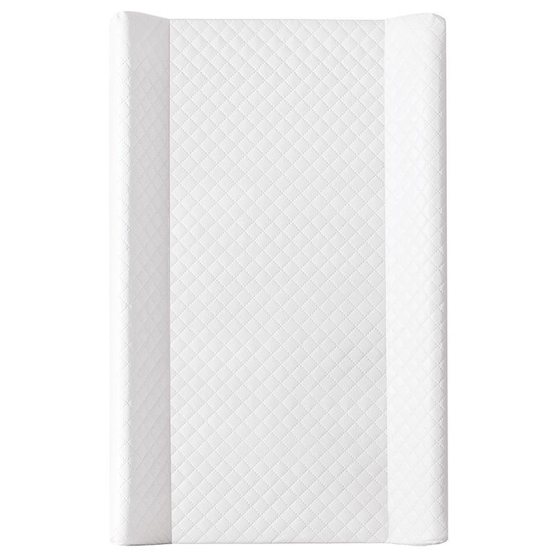 Пеленальная доска Ceba Baby Caro soft /80см / white белый (цвета в ассортименте)