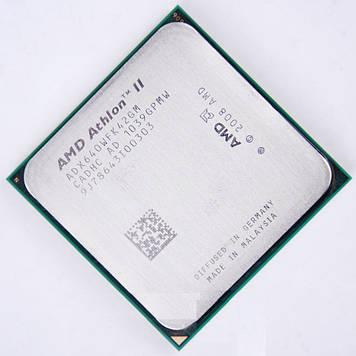 Процессор AMD Athlon II X4 640 3.0GHz/2M/2000 (ADX640WFK42GM) sAM3, tray