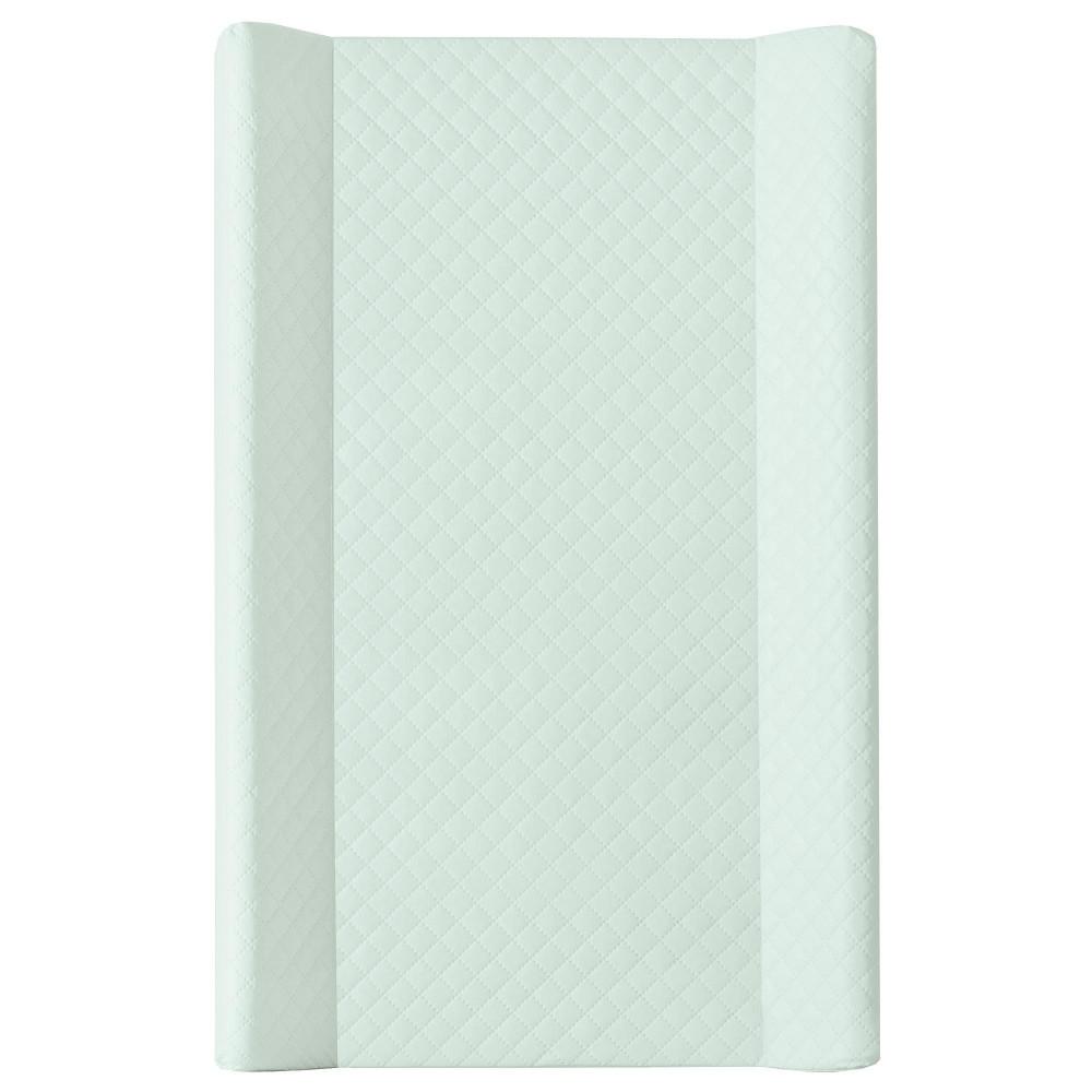 Пеленальная доска Ceba Baby Caro soft /80см / mint салат(цвета в ассортименте)