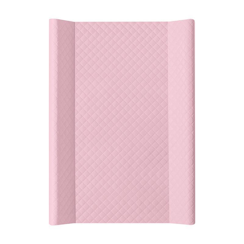 Пеленальная доска Ceba Baby Caro /50x70/ розовый (цвета в ассортименте)