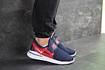 Мужские кроссовки Nike Renew Rival (темно-синие с красным), фото 4