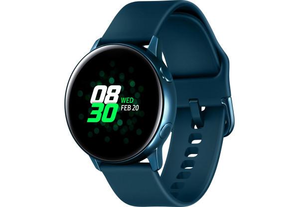Умные часы Smart Watch Samsung R500 Galaxy Watch Active (SM-R500NZKA) Green