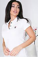 Женская футболка поло, 4434