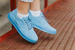 Кроссовки South Franklin BEIGE синяя летняя бренд