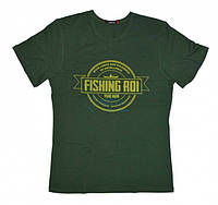 Футболка «Fishing ROI»