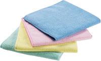 Салфетка Vileda из микроволокна для сухой уборки MicroTuff swift 38 х 38