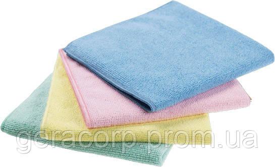 Салфетка Vileda из микроволокна для сухой уборки MicroTuff swift 38 х 38, фото 2