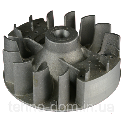 Магнетто (маховик) для бензокосы, D=110 mm