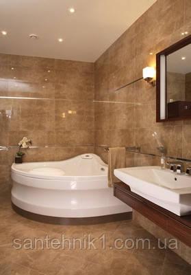 Установка ванны и замена ванны Киев.