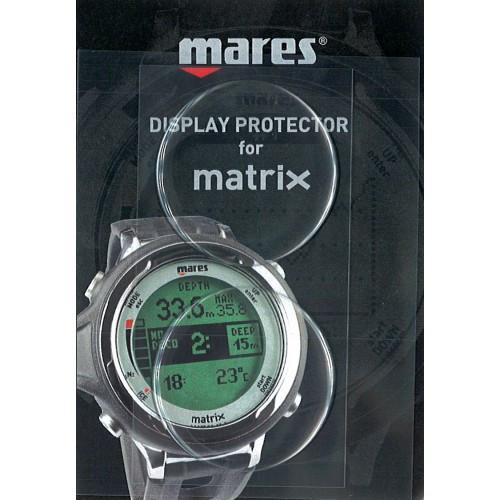 Защитный экран на декомпрессиметр MATRIX
