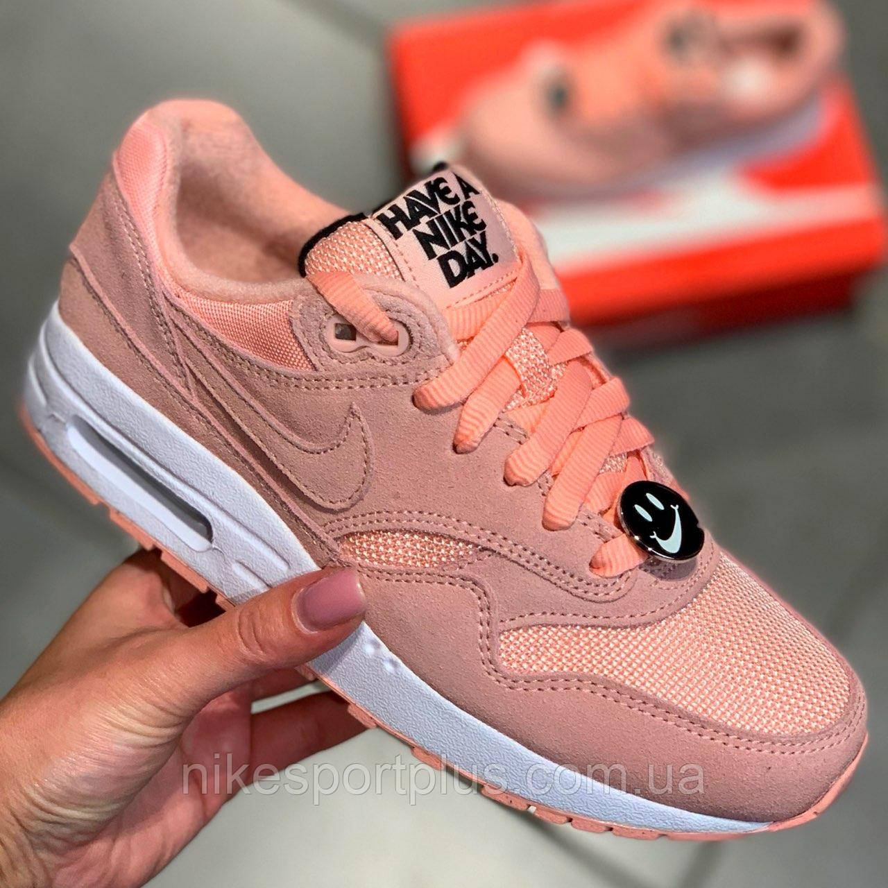 online retailer 90594 52658 КРОССОВКИ NIKE AIR MAX 1 NK DAY (GS) AT8131-600