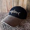 Бейсболка, кепка shark черная