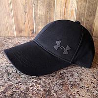 Бейсболка, кепка under armour черная реплика, фото 1