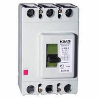 Автоматические выключатели серии ВА04-36