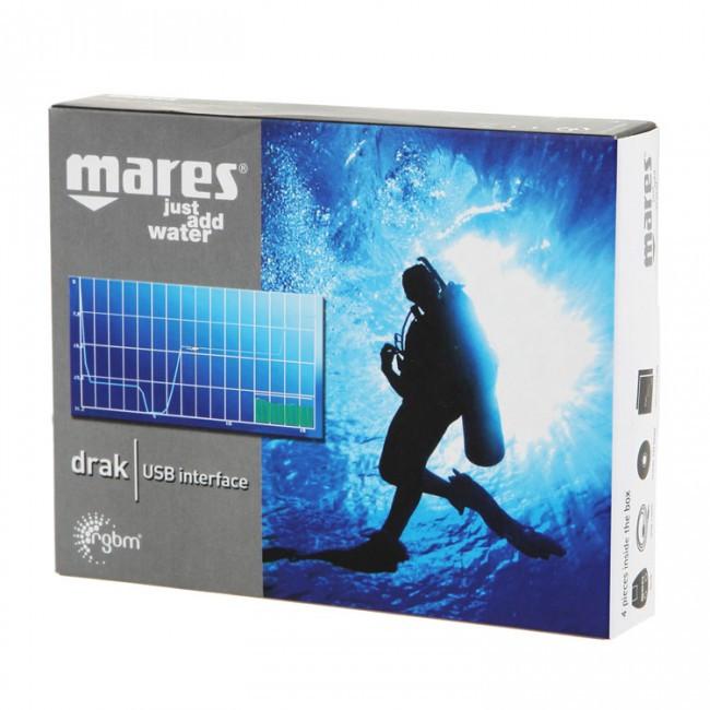 Інтерфейс DRAK USB Mares