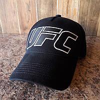 Бейсболка, кепка UFC черная