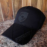 Бейсболка, кепка Porsche черная, фото 1