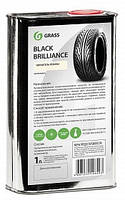 Полироль для шин (зимний) «Black Brilliance» 1 л Grass