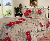 Комплект постельного белья Top Dreams Cotton Волшебный замок семейный