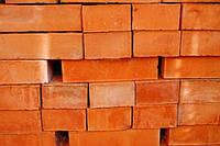 Кирпич красный рядовой Золочев, фото 1