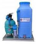 Кристал 2000 Система очистки и рециркуляции воды для автомойки