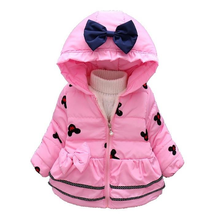Демисезонная куртка Minnie для девочки.