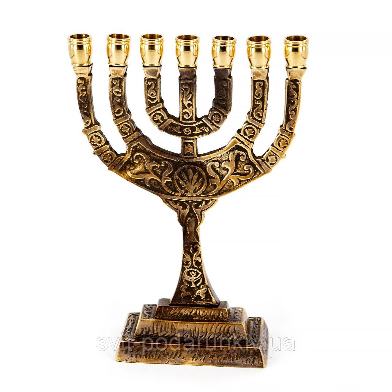 еврейский подсвечник