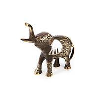 Статуэтка слона из латуни с итальянским дизайном S2202-5