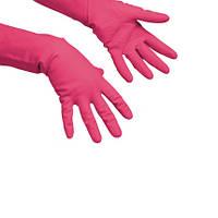 Прочные перчатки из натурального латекса Vileda