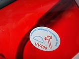 Защитные очки (красные) от лазерного излучения волн 405nm, 450nm, 532nm, 1064nm, фото 4