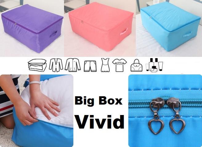 Органайзер большой для хранения Big Box Vivid