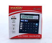 Калькулятор настольный Kadio KD 500