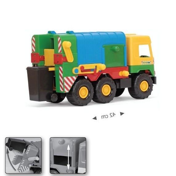 Машины и грузовики Wader
