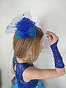 Платье праздничное со шлейфом  для девочки Размеры от 4 до 10 лет, фото 3