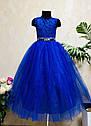 Детское нарядное платье в пол Размеры 30- 34, фото 6