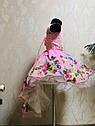 Платье со шлейфом для девочек от 4 до 10 лет, фото 7