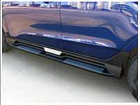 Накладки на пороги Hyundai IX35 2010-2013