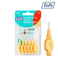 Межзубная щетка TePe Extra Soft, оранжевая (0,45 мм),  6 шт., фото 1