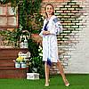 Українська вишита сукня з орнаментом Доля, фото 3