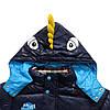 """Зимняя куртка """"Рыбка"""" для мальчика., фото 4"""